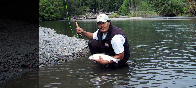 The huntress horizon west guides and outfitters for Sitka fishing report