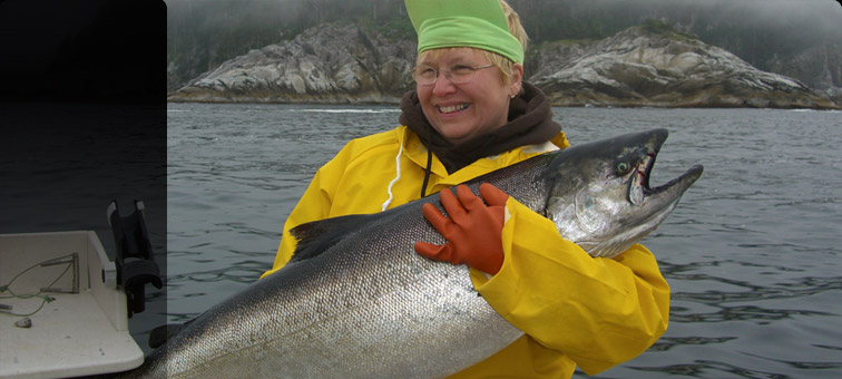 Alaska fishing horizon west guides and outfitters for Sitka fishing report